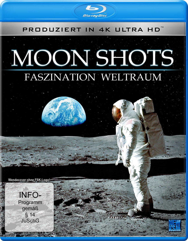 Moon Shots - Faszination Weltraum (4K Mastered)