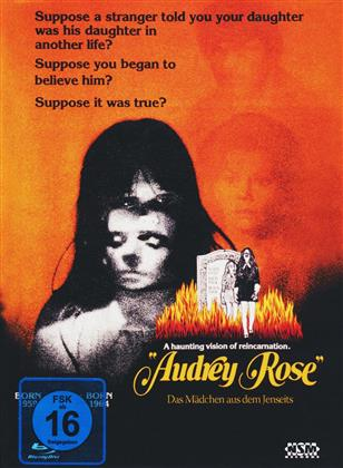 Audrey Rose (1977) (Cover B, Limited Edition, Uncut, Mediabook, Blu-ray + DVD)