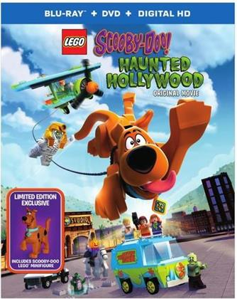 LEGO: Scooby-Doo! - Haunted Hollywood (con Figurina, Edizione Limitata, Blu-ray + DVD)
