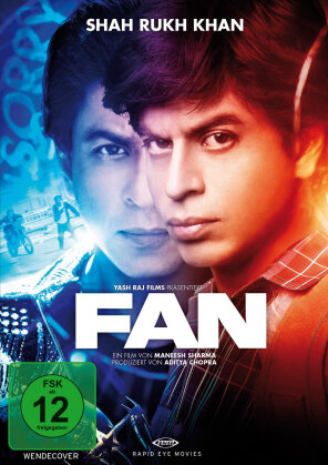 Fan (2016) (+ Poster, Limited Edition)