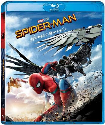 Spider-Man: Homecoming (2017) (+ Comic Book, Special Edition)