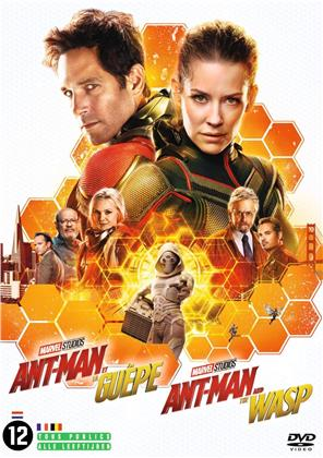 Ant-Man et la Guêpe - Ant-Man and the Wasp (2018)