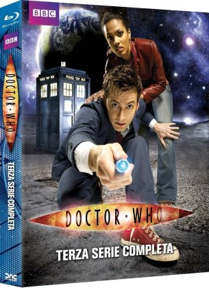 Doctor Who - Stagione 3 (Digibook, 4 Blu-ray)