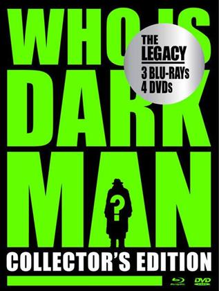 Who is Darkman (Digipack, Limited Edition, Uncut, Collector's Edition, 3 Blu-rays + 4 DVDs)