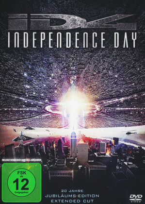 Independence Day (1996) (Extended Cut, 20th Anniversary Edition)