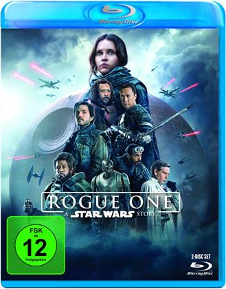 Rogue One - A Star Wars Story (2016) (2 Blu-rays)
