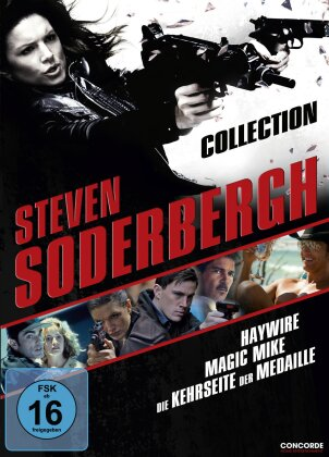 Steven Soderbergh Collection (3 DVDs)