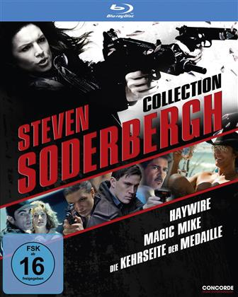 Steven Soderbergh Collection (3 Blu-rays)