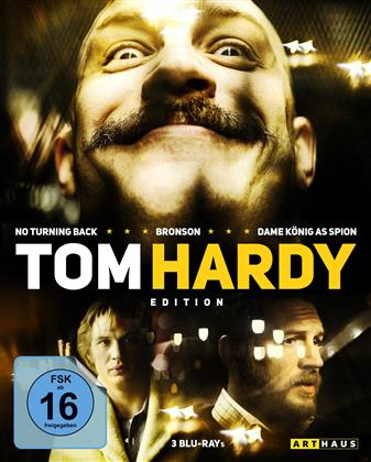 Tom Hardy Edition (Arthaus, 3 Blu-ray)