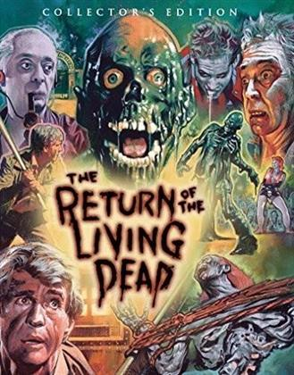 The Return of the Living Dead (1985) (Collector's Edition, 2 Blu-rays)