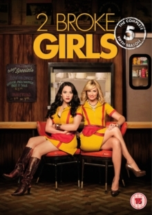 2 Broke Girls - Season 5 (3 DVDs)