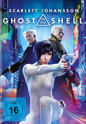 Ghost in the Shell - Realfilm (2017)