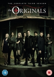 The Originals - Season 3 (5 DVDs)