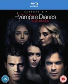 The Vampire Diaries - Seasons 1-7 (28 Blu-rays)