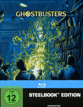 Ghostbusters (1984) (Project Pop Art Edition, Steelbook)