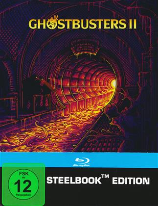 Ghostbusters 2 (1989) (Project Pop Art Edition, Steelbook)