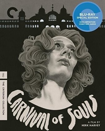 Carnival of Souls (1962) (4K Mastered, s/w, Criterion Collection, Restaurierte Fassung, Special Edition)