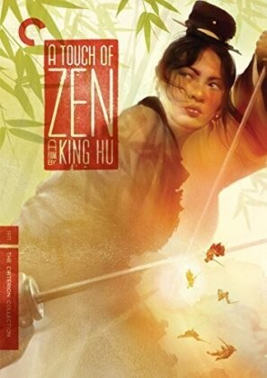 A Touch of Zen (1971) (Criterion Collection, Restaurierte Fassung, Special Edition)