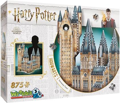Harry Potter: Hogwards Astronomy Tower 3D - Puzzle (875 Teile)