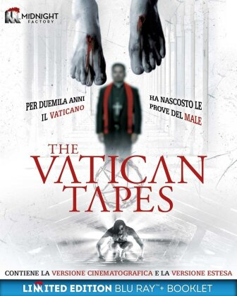 The Vatican Tapes (2015) (Extended Edition, Versione Cinema, Edizione Limitata)