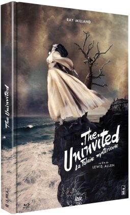 The Uninvited - La falaise mystérieuse (1944) (Collector's Edition, s/w, Mediabook, Blu-ray + DVD + Buch)
