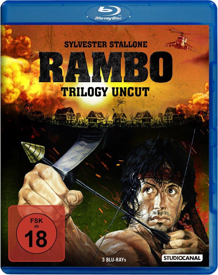 Rambo Buch