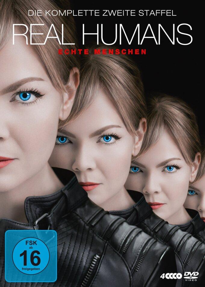 Real Humans - Echte Menschen - 2. Staffel DVD-Box