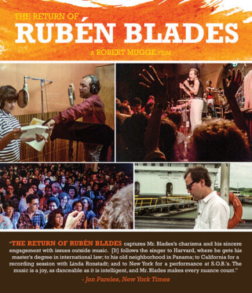 The Return of Ruben Blades (1985)