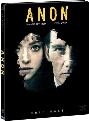 Anon (2018) (Originals, Blu-ray + DVD)