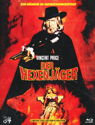 Der Hexenjäger (1968) (Kleine Hartbox, Collector's Edition, Limited Edition, Uncut)
