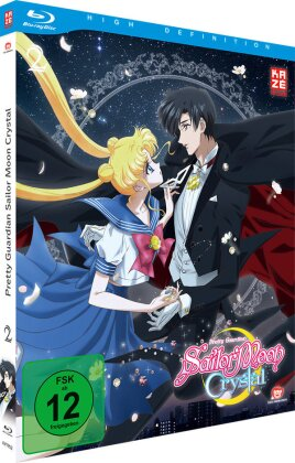 Sailor Moon Crystal - Vol. 2 - Staffel 1.2