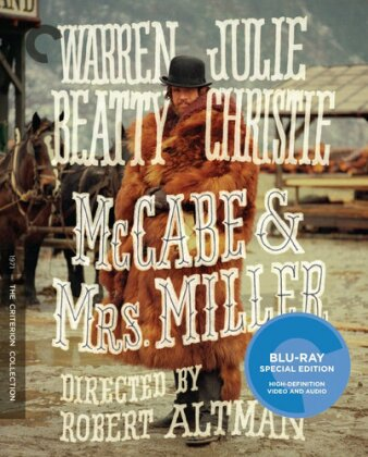 McCabe & Mrs. Miller (1971) (4K Mastered, Criterion Collection)