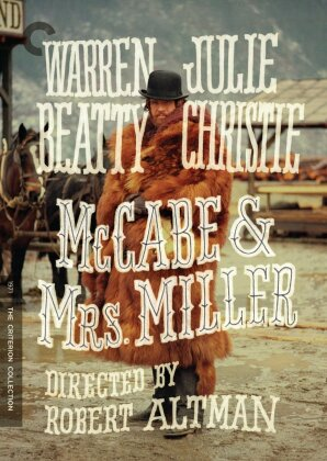 McCabe & Mrs. Miller (1971) (Criterion Collection, 2 DVD)