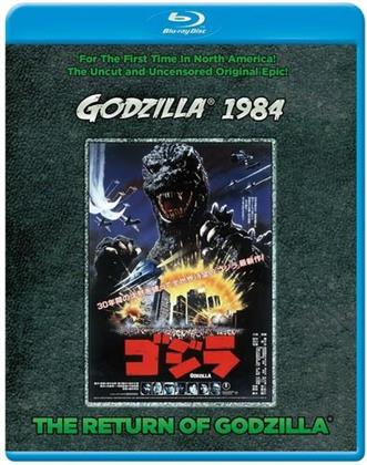 Return Of Godzilla - Return Of Godzilla / (Anam) (1984) (Non censurata, Uncut)
