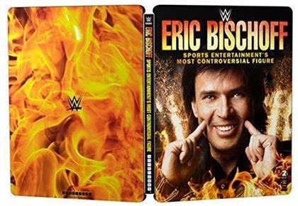 WWE: Eric Bischoff - Sports Entertainment's Most Controversial Figure (Edizione Limitata, Steelbook, 2 Blu-ray)