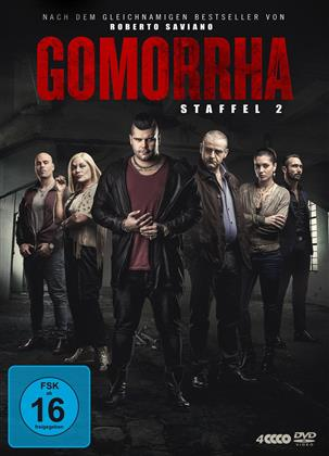 Gomorrha - Staffel 2 (4 DVDs)