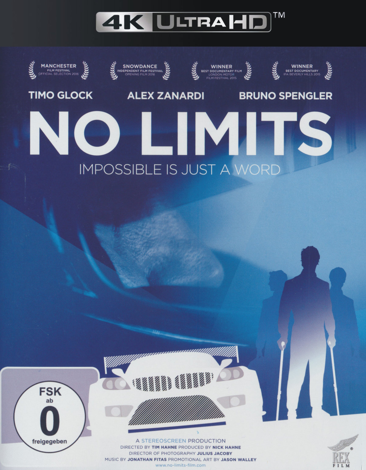 No Limits 4K (2015) - Impossible is just a word