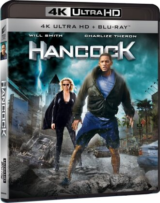 Hancock (2008) (4K Ultra HD + Blu-ray)