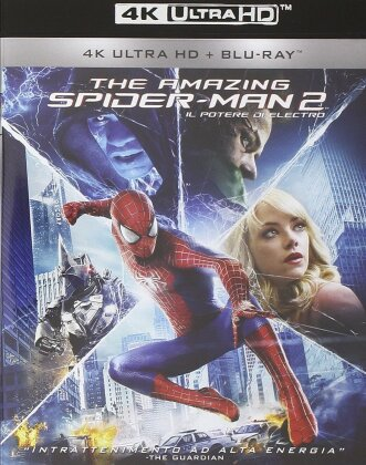 The Amazing Spider-Man 2 - Il potere di Electro (2014) (4K Ultra HD + Blu-ray)