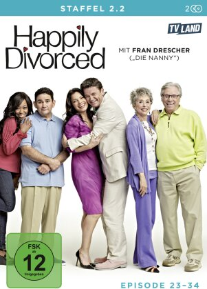 Happily Divorced - Staffel 2.2 (2 DVDs)