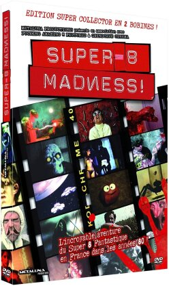 Super-8 Madness! (2015) (s/w, Collector's Edition)