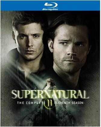 Supernatural - Season 11 (4 Blu-rays)