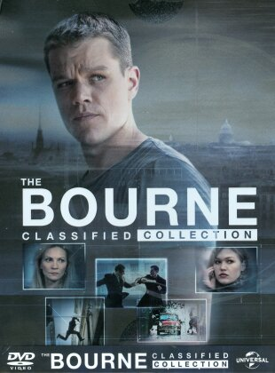 The Bourne Classified Collection (Digibook, 5 DVDs)