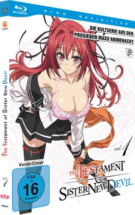 The testament of Sister New Devil - Vol. 1 (Director's Cut)