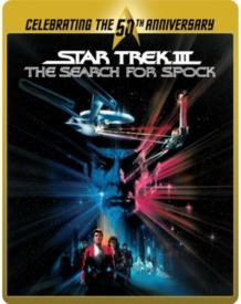 Star Trek 3 - The Search For Spock (1984) (50th Anniversary Limited Edition, Steelbook)