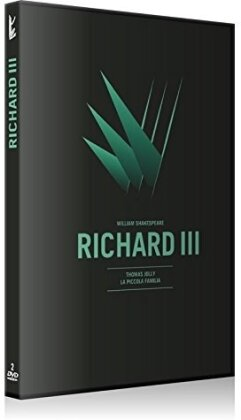 Richard III (2015) (Digibook, 2 DVDs)
