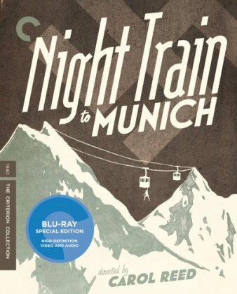 Night Train to Munich (1940) (s/w, Criterion Collection)