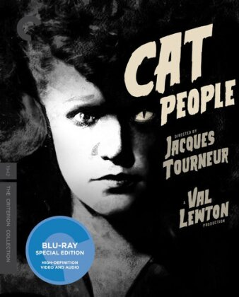 Cat People (1942) (s/w, Criterion Collection)