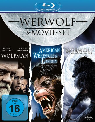 Werwolf - 3-Movie Set (3 Blu-rays)