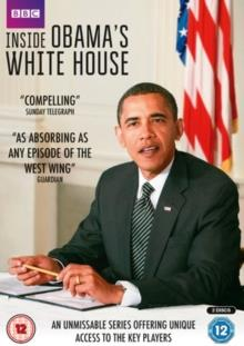 Inside Obama's White House (BBC, 2 DVDs)